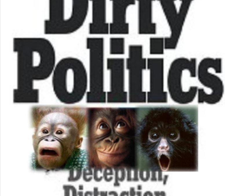 Dirty Democracy: Devaluing the Voters' Voice