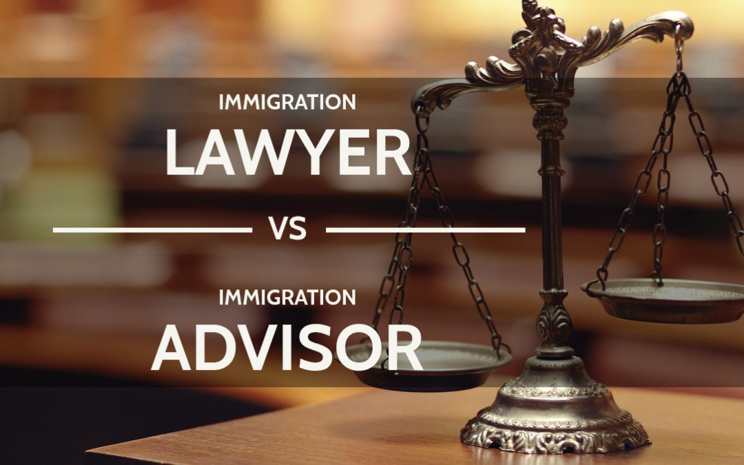 Solicitor vs Advisor