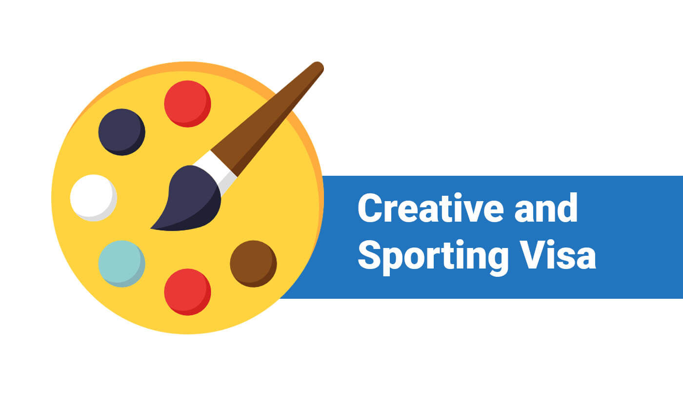 Tier 5 Creative and Sporting Visa