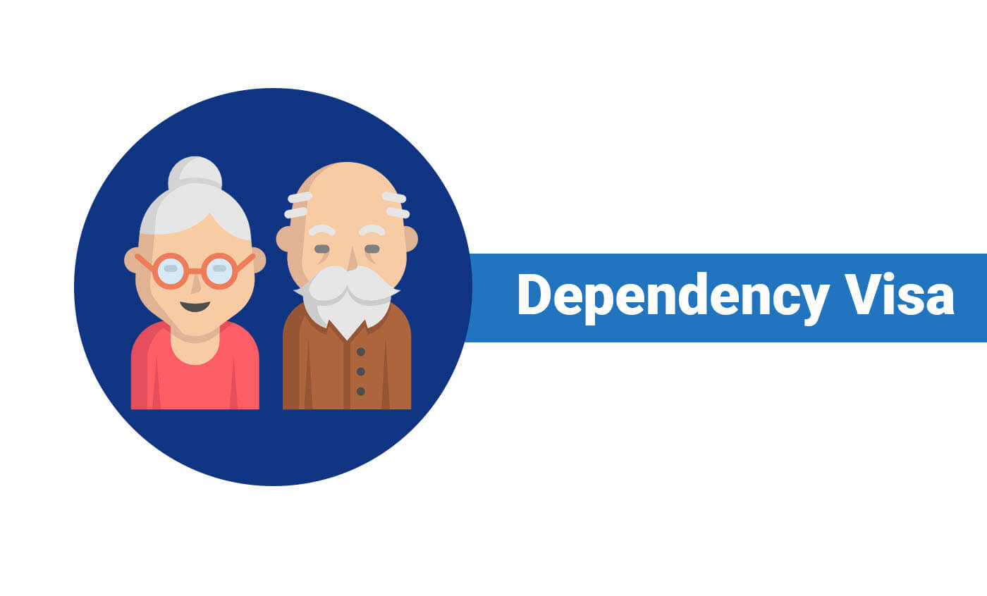 Elderly Dependent Visa